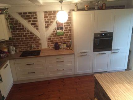 Neuwertige große Küche (mit oder ohne Geräte) in Brandenburg - Guben | eBay Kleinanzeigen