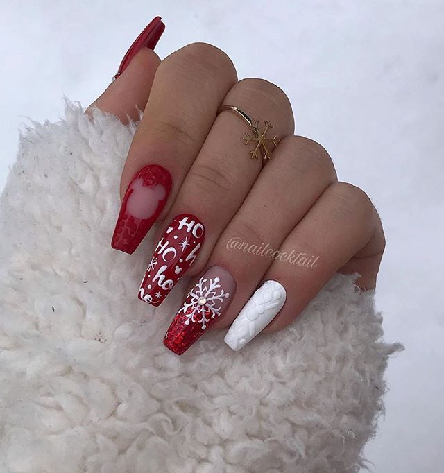 52 Trending Winter Nail Colors Design Ideas In 2020 Nail