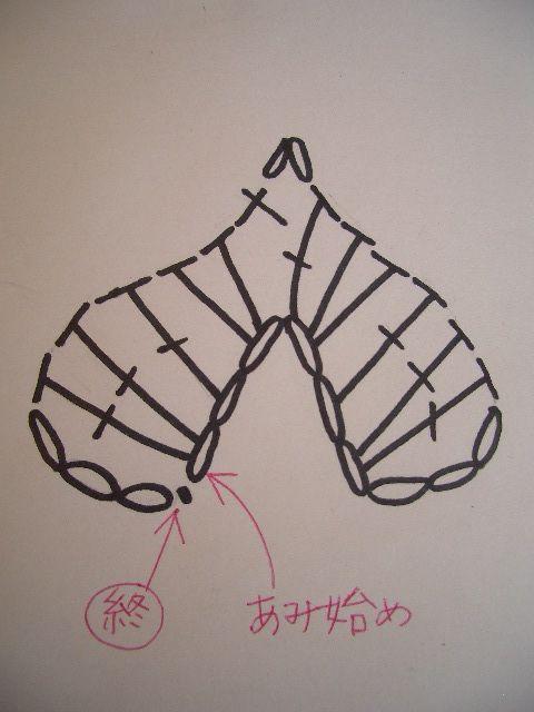 1段で♥Petit♥ハートのモチーフ ♡の作り方 手順 1 編み物 編み物・手芸・ソーイング ハンドメイドカテゴリ ハンドメイド、手作り作品の作り方ならアトリエ