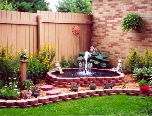 Awesome feng shui smaller garden