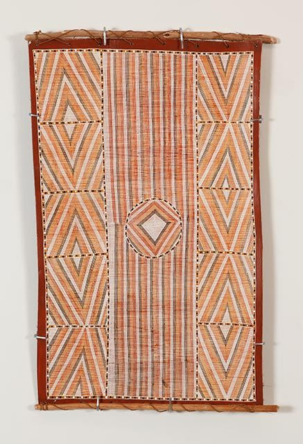 Robert Lanuarr - 'Untitled' | Aboriginal Art | Outstation