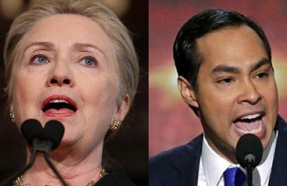 Julian Castro as Hillary's VP Would Be the Democrats' Sarah Palin » Politichicks.com