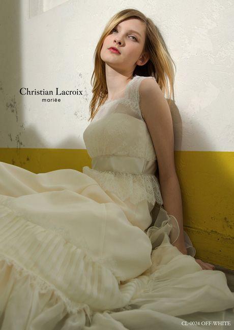 クリスチャンラクロワ インポートの花嫁衣装・ウェディングドレスまとめ一覧♡