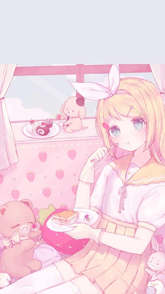 Cute Kawaii Anime Wallpaper  E2 99 A5