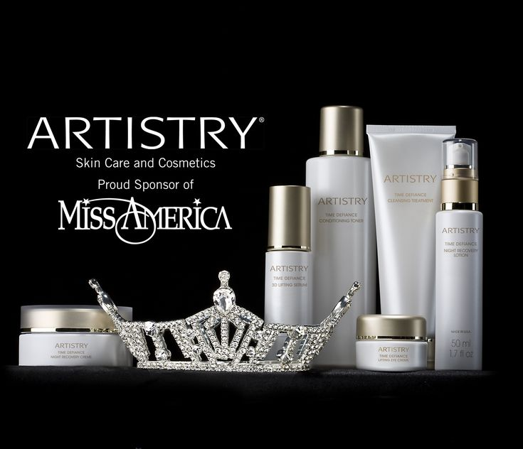 Absolutely love Artistry Skincare and Cosmetics!! Makes you good money selling it too!
