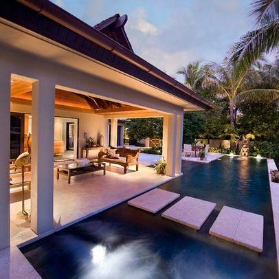 1000+ Bilder Zu Pool Auf Pinterest | Dunkel, Pool-anlagen Und Pool ... Ideen Schwimmbad Im Haus