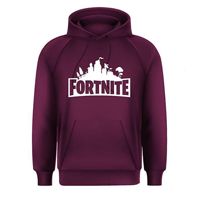Fortnite Battle Royale Gaming Hoodie für Männer und Frauen
