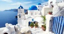 Häämatkailijan Santorini http://www.rantapallo.fi/luksus-ja-kylpylat/haamatkailijan-santorini-nauti-luksuksesta-kreikan-romanttisimmalla-saarella/
