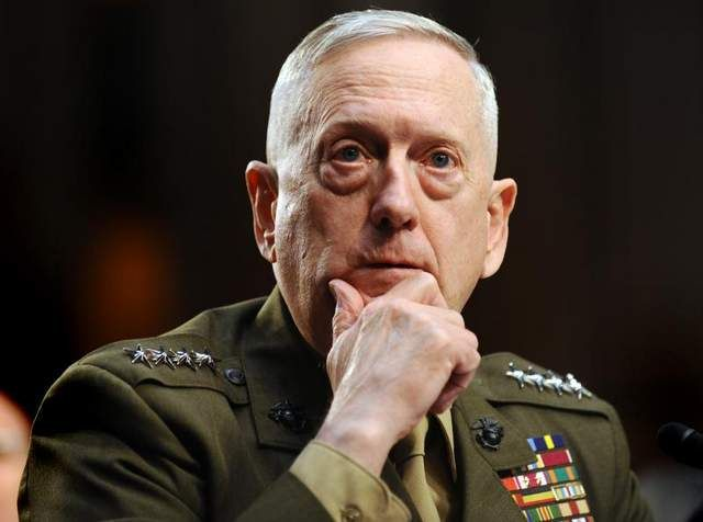 """Gen. James Mattis, known as """"Mad Dog Mattis,"""" Was Forced into Retirement after 41 Years of Military Service, When Obama Began to Purge Our M..."""