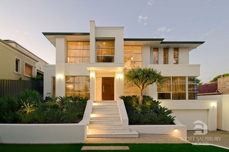 Scott Salisbury Homes CHANCELLOR front external facade image/photo