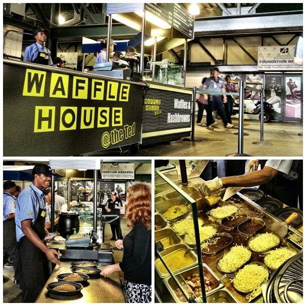 Waffle House Express Food Truck