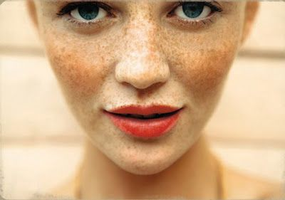 Makeup + Freckles