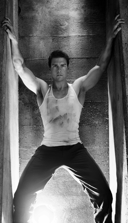 Tom Cruise. Love all his movies