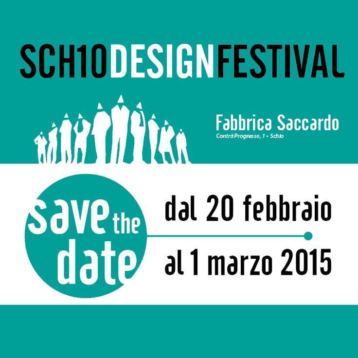 L'appuntamento con #SchioDesignFestival - Design, fabbriche e territorio è dal 20 febbraio al 1 marzo 2015 presso Fabbrica Saccardo a Schio (VI). Maggiori info http://www.schiodesignfestival.it/ #Lika #encoder