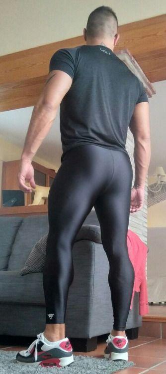 brand new 9132b 3b1d2 Pin by Beau Bierce on Men In Leggings in 2019   Fashion, Leggings, Sexy men