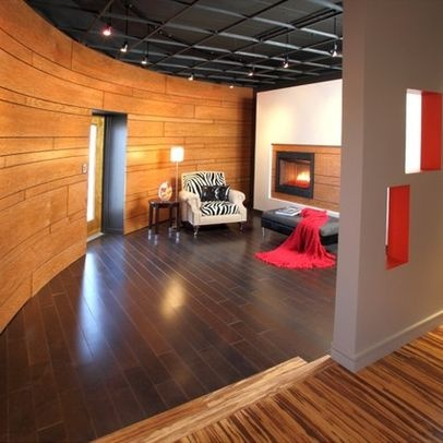 Contrasting Wood Floors Design Ideas Pictures Remodel