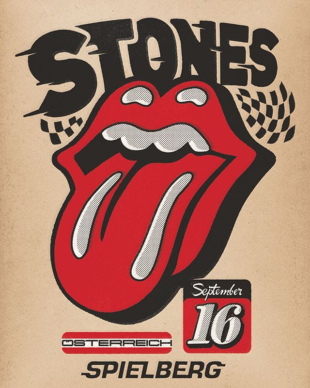 The Rolling Stones No Filter Tour Spielberg Germany