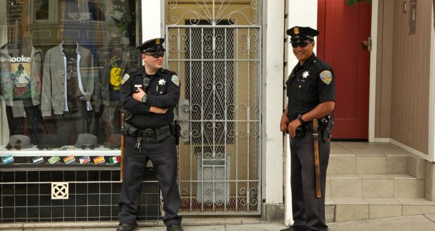 Police officer resume help