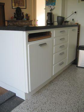 Boiler in keuken