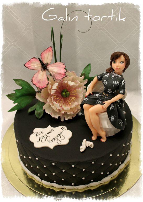 Торты для женщин - Сообщество «Кондитерская» - Babyblog.ru