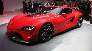 Final decision on Toyota/BMW sports car due by year end