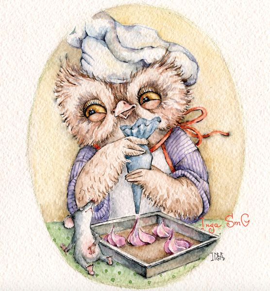 saved from artists' own board on Pinterest ... Inga Izmaylova