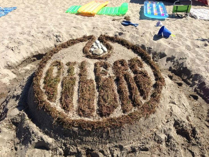 Twitter / AndreGRichard: #GoOilers #Oilers #Sandcastle ...