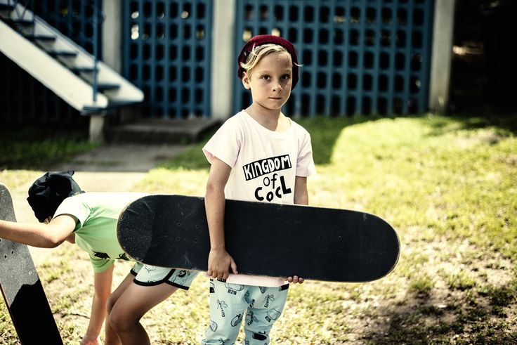 Bandit Kids SS15 'Kingdom of Cool'