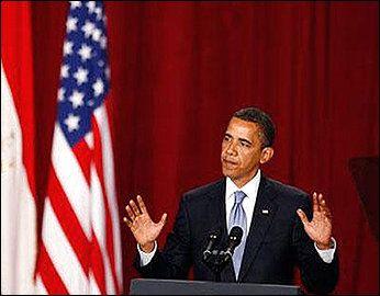 6/4/2009 BARACK HUSSEIN OBAMA: Transcript: President Obama Addresses Muslim World in Cairo
