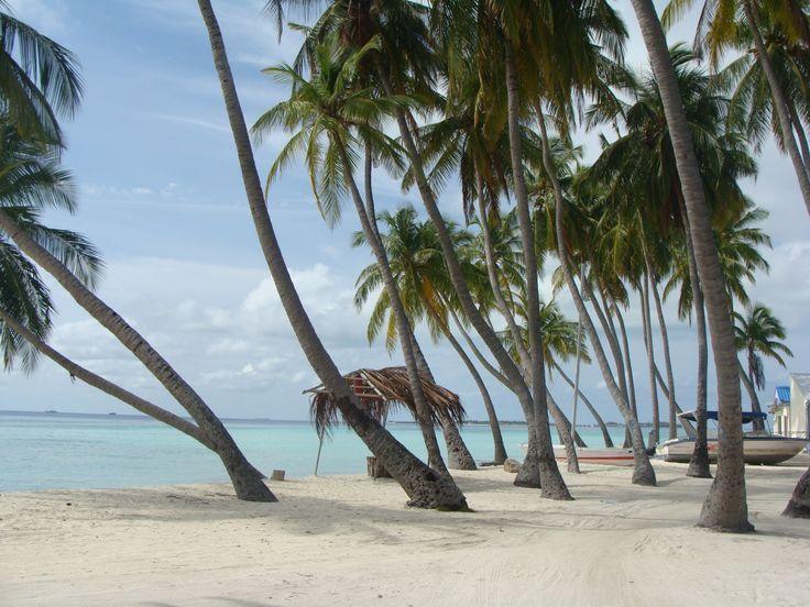 Malediwy, Mafushi -wyspa leżąca, na atolu Kaafu,