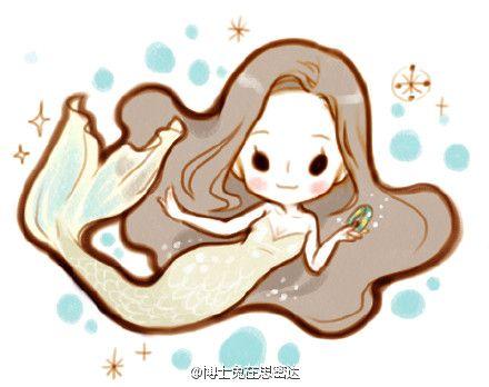 韓網上的巧手妹紙做了套#藍色大海的傳說#的Q版頭像,歐尼福利給大家啦! via.애플호롱 