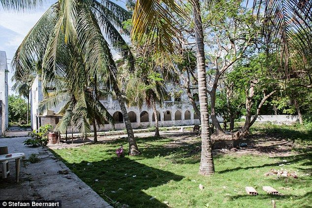 Pablo Escobar's home once contained a nightclub which would have been the centre of the Western hemisphere's drug trade