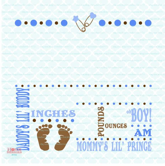 Pin By Christine Clark Wilson On Cricut Birth