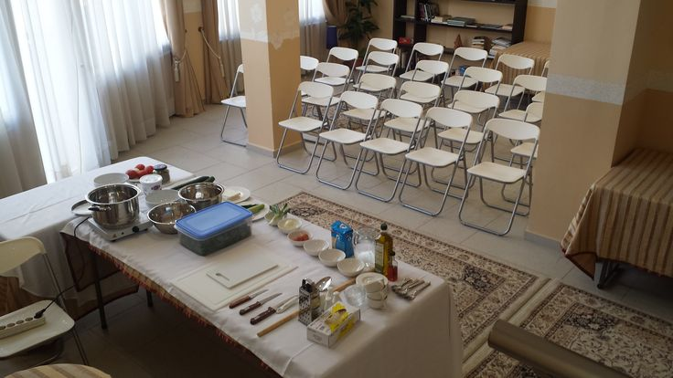 Are you ready for a cooking lesson? Discover the amazing traditional greek cuisine!