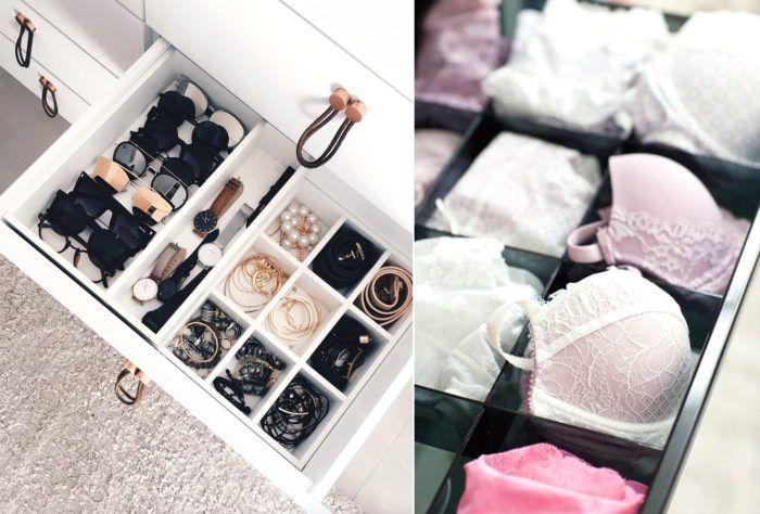 Smarta förvaringstips för garderoben | ELLE Decoration