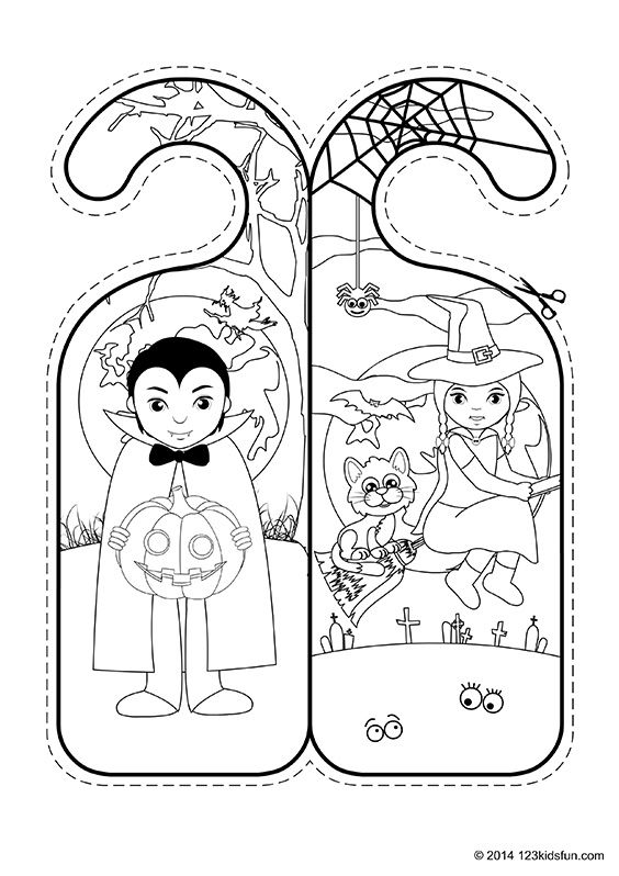 photograph relating to Halloween Crafts Printable titled Halloween Absolutely free Halloween printables and Halloween