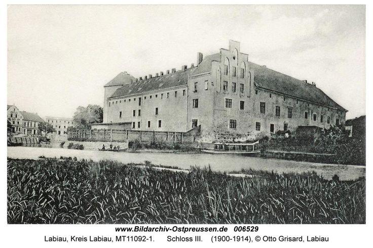 Замок Лабиау в Калининградской области - Сталкеры | Stalkers | Заброшенные места