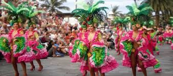 PUT SOME COLOR IN YOUR LIFE AT FIESTA DE CARNAVAL DATE: JANUARY 17, 2016
