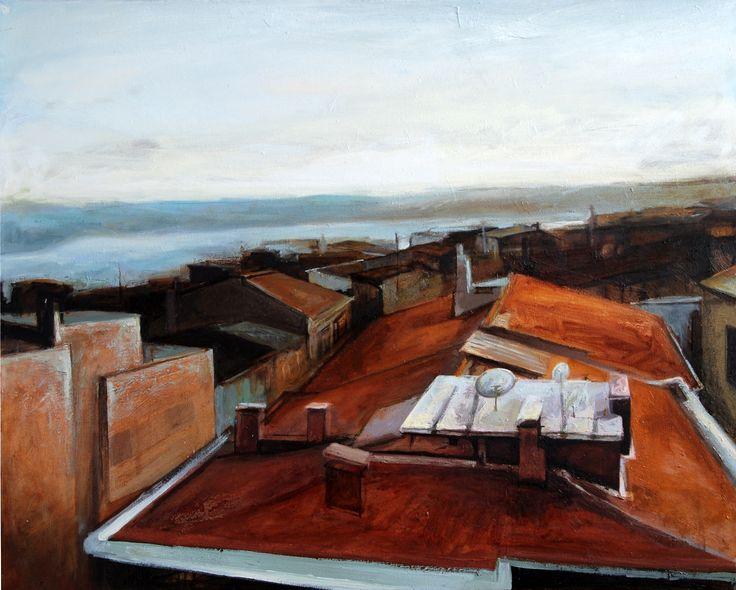 2009 / 80 x 100 cm. Tual üzerine yağlıboya / oil on canvas