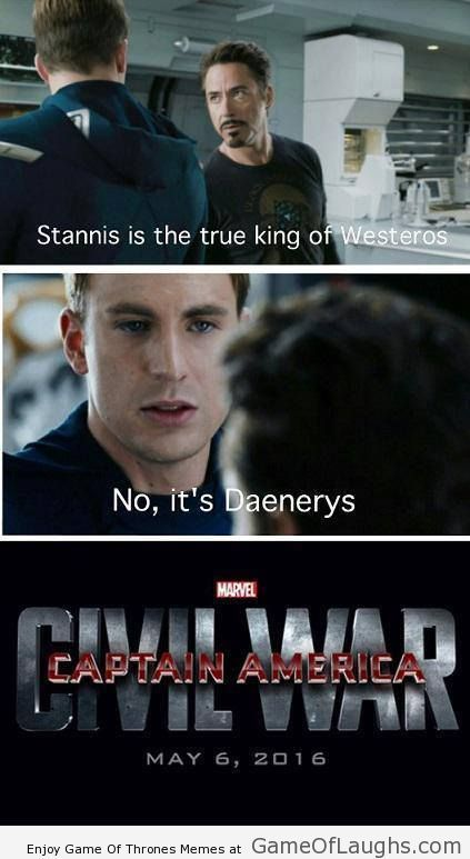 Who is the true ruler of Westeros? - Game Of Thrones Memes