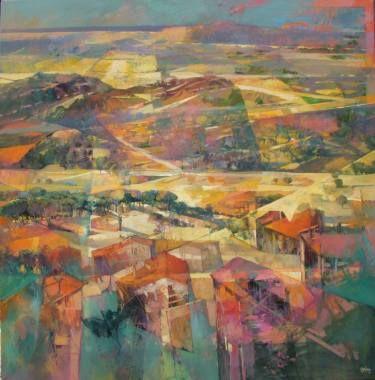 "Saatchi Art Artist Alex Bertaina; Painting, ""Cosi son dentro"" #art"