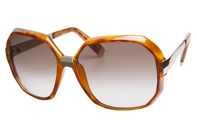 DSquared2 DQ0045 53F Havana Gold 59 | DSquared Sunglasses - Coastal.com