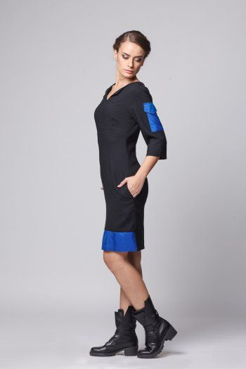 Happy Friday - Accents dress