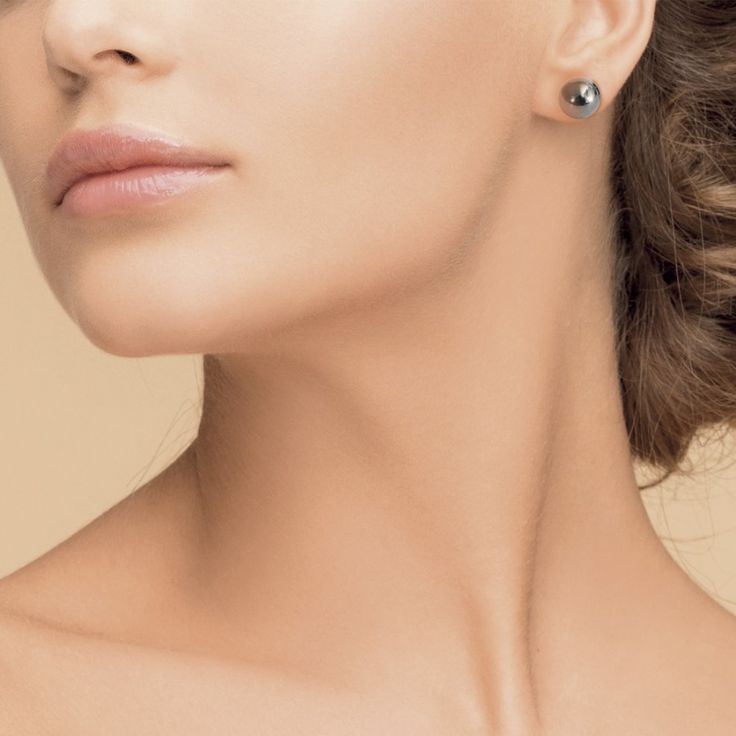Boucles d'oreille hématite - Bijoux Magnétiques