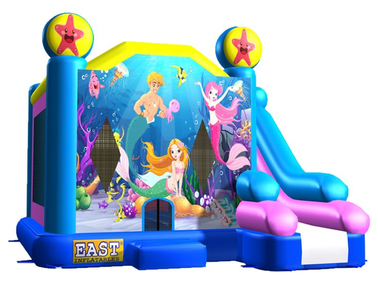 Buy cheap and high-quality Inflatable Bubble Mermaid Combo C7. On this product details page, you can find best and discount Inflatable Bouncers for sale in 365inflatable.com.au