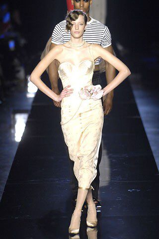 Jean Paul Gaultier Spring 2007 Ready-to-Wear Fashion Show Collection