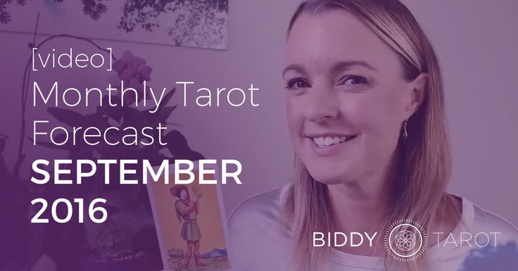 In September, you will no longer be shackled to limiting beliefs! Find out more in the Monthly Tarot Forecast. www.biddytarot.com/september-2016-forecast