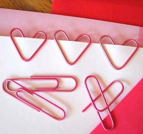 clips diy para el día de los enamorados, san valentín