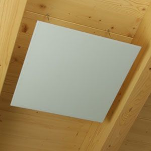 Radiateur infrarouge pour plafond Vitramo