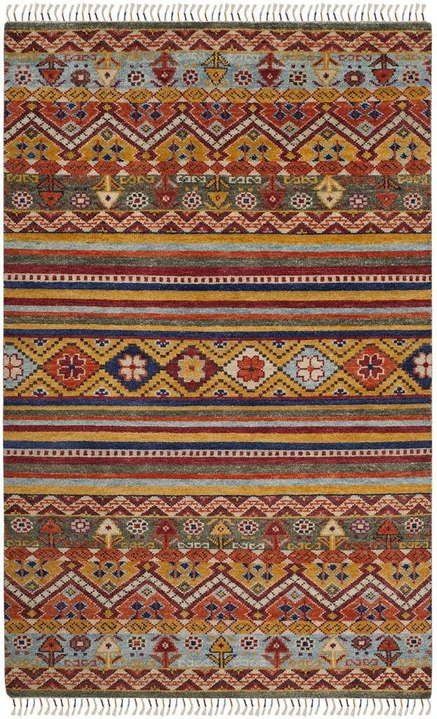 Safavieh Nomad Nmd785a Multi Area Rug In 2020 Patterned Carpet Rugs Area Rugs